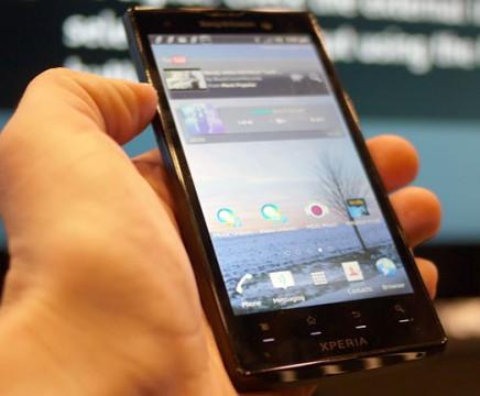 26 апреля в Тайване может выйти Xperia Ion от Sony