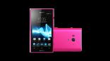 В Англии были анонсированы смартфоны Xperia go и Xperia acro S